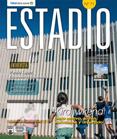 ESTADIO nº 71 - 2013