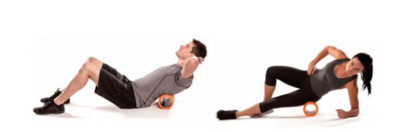 Stretching rulo Sala Fitness