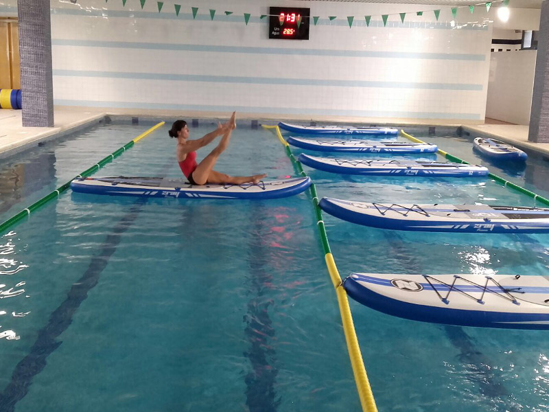 Pilates Sup Pool